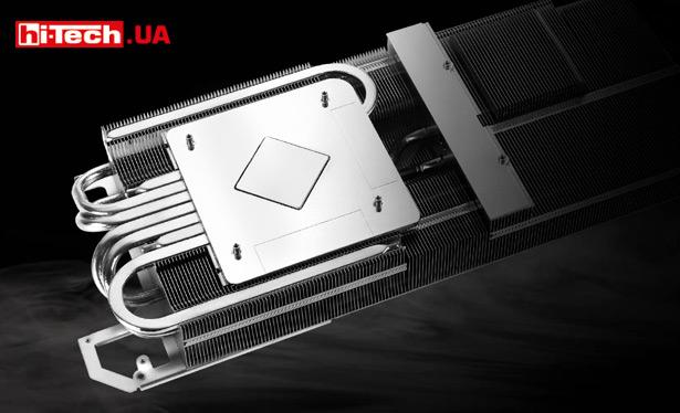 Радиатор ASUS ROG Strix Radeon RX 6700 XT OC