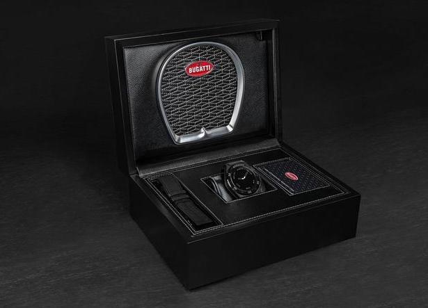 bugatti smart watch