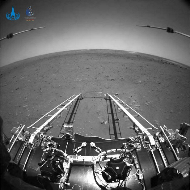 CNSA Mars