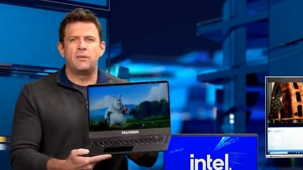 Intel Alder Lake laptop computex 2021