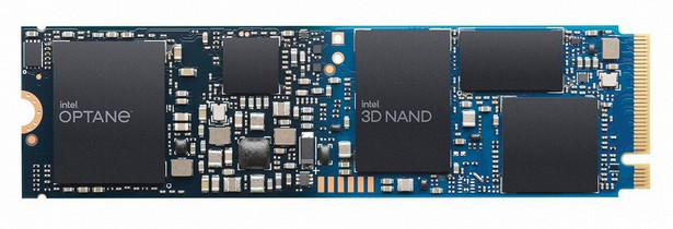 Intel Optane Memory H20 with Solid State Storage