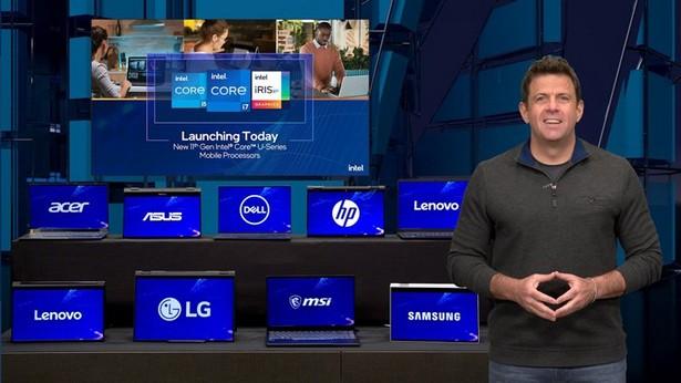 Intel Tiger Lake-U Computex 2021