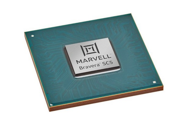 Marvell Bravera SC5