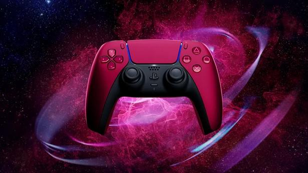 Sony DualSense PS5 red