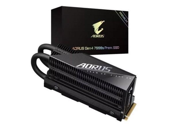 SSD Aorus 7000s Prem.