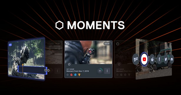SteelSeries Moments