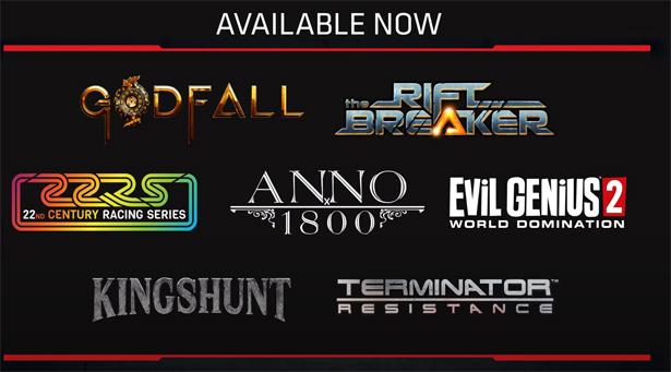 Игры с поддержкой AMD FidelityFX Super Resolution