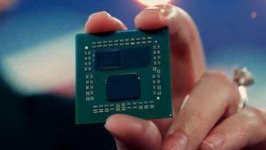 Показан процессор AMD Ryzen 9 5900X c 3D-компоновкой увеличенного до 192 МБ L3-кеша