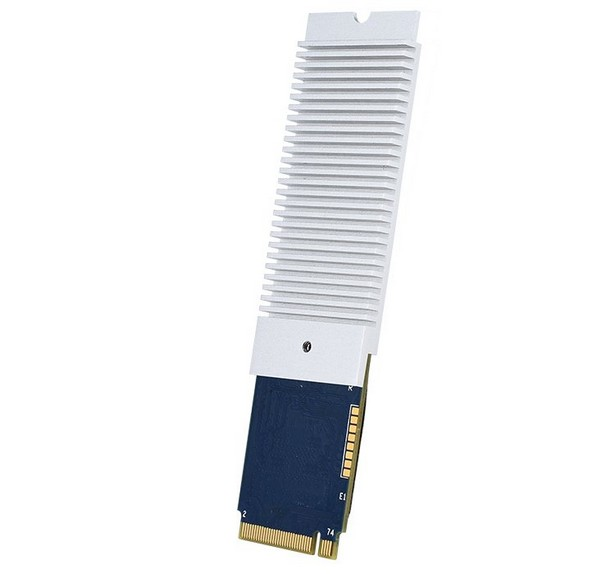 Apacer Patented Compact SSDs with Cooling Fins