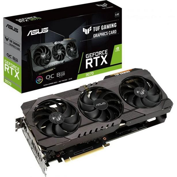 ASUS NVIDIA GeForce RTX 3070 LHR