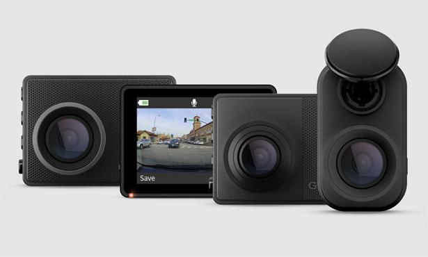 Видеорегистраторы Garmin Dash Cam Mini 2, 47, 57 и 67W