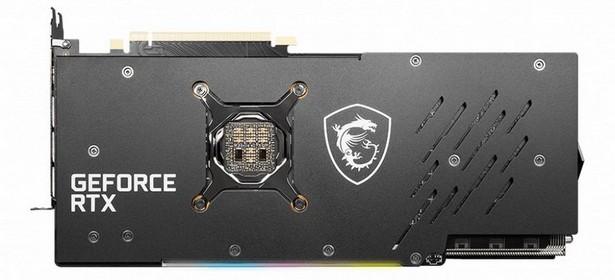 GeForce RTX 3080 Ti Gaming X Trio