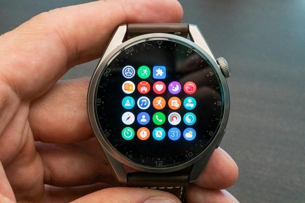 Huawei Watch 3 и Watch 3 Pro