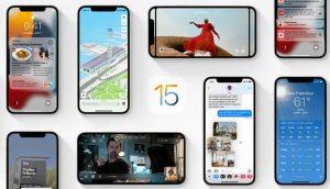 Apple рассказала о новшествах в iOS 15 и iPad OS 15