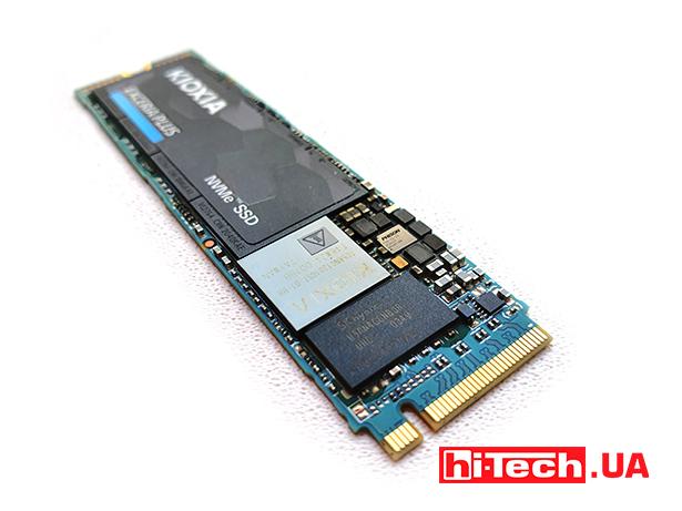 Kioxia Exceria Plus SSD NVMe LRD10Z500GG8