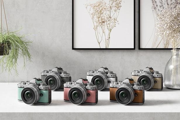 Лимитированная версия Nikon Z fc