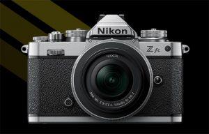 Nikon Z fc  современная беззеркалка в ретро-стиле