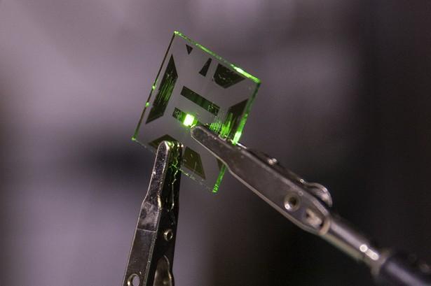 OLED electrod