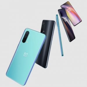 Смартфон OnePlus Nord CE с AMOLED 90 Гц, Snapdragon 750G, до 12256 ГБ, NFC стоит от 329