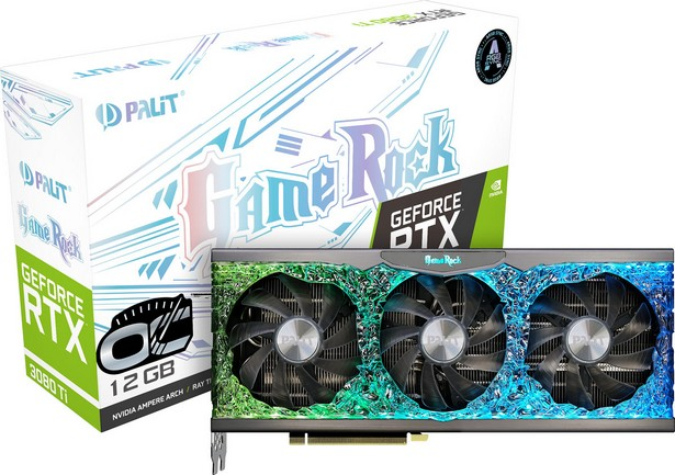 Palit GeForce RTX 3070 Ti