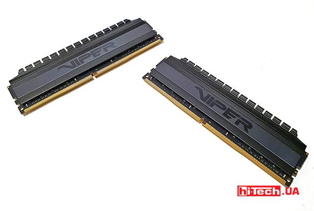 Patriot Viper 4 Blackout Series 2x16 DDR4