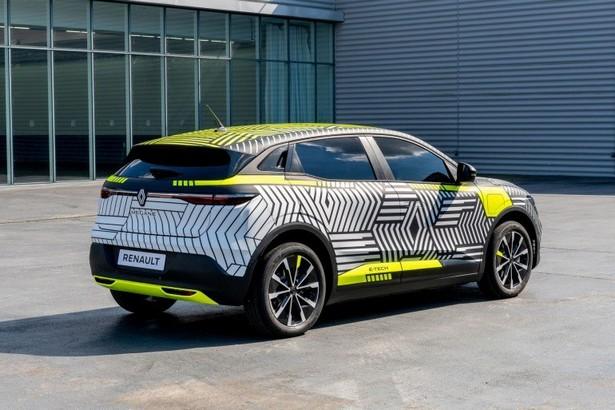 Renault MeganeE