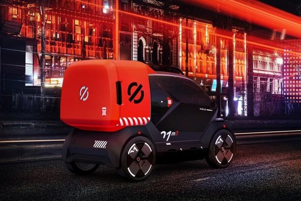 Renault Mobilize Bento
