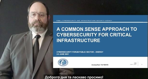Ron Keen_Senior Advisor_U.S. Department of Homeland Security, National Risk Management Center (NRMC)
