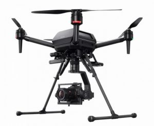 Представлен дрон Sony Airpeak S1 без встроенной камеры и стабилизатора