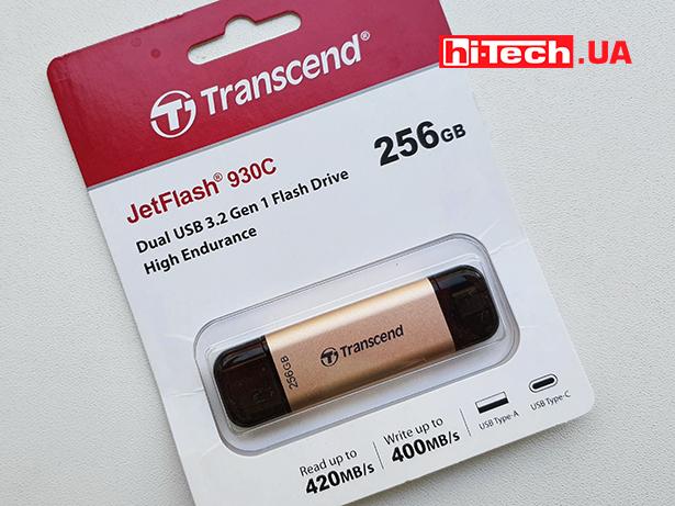 Transcend 930C 256