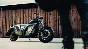Электромотоцикл Zaiser Electrocycle имеет рекордный запас хода почти в 500 км