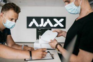 Компания Ajax Systems открыла свой первый сервисный центр в Киеве