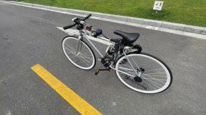 В Huawei разработали велосипед с автопилотом