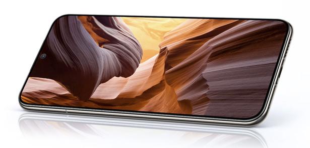 Экран Huawei P50