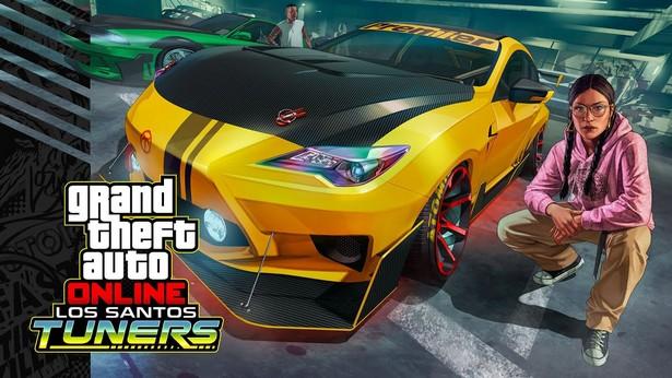 GTA Online Los Santos Tuners