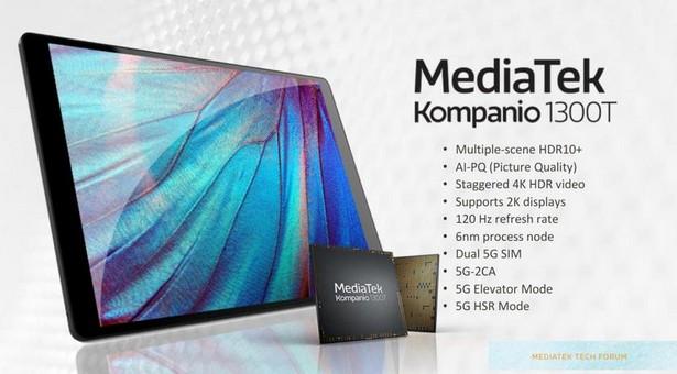MediaTech Kompanio 1300T