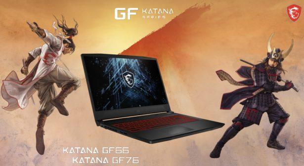 MSI Katana GF66