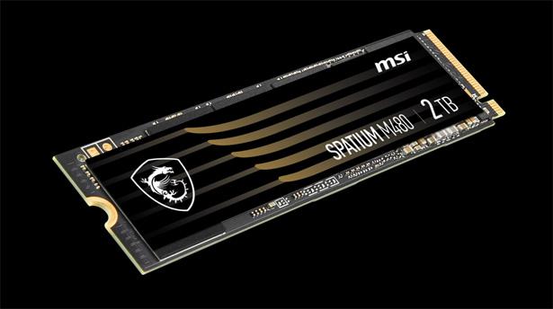 MSI Spatium M480