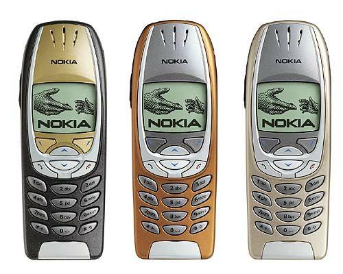 Nokia 6310 2001