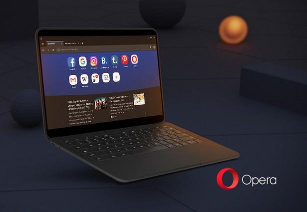 Opera Chromebook