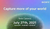 Онлайн-трансляция презентации новой камеры Sony