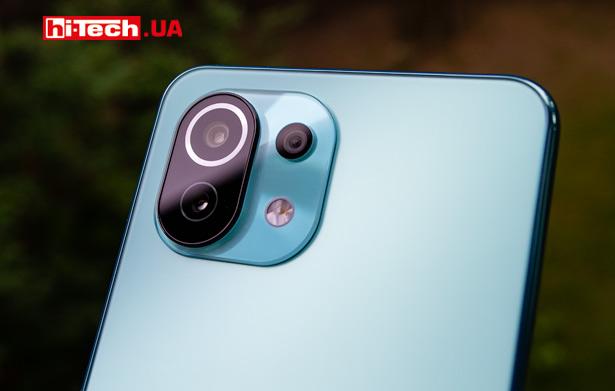 Камера Xiaomi Mi 11 Lite 5G