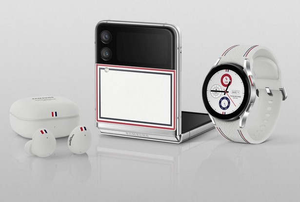 Samsung Galaxy ZFlip 3иZFold 3 Thom Browne Edition