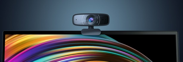 ASUS webcam