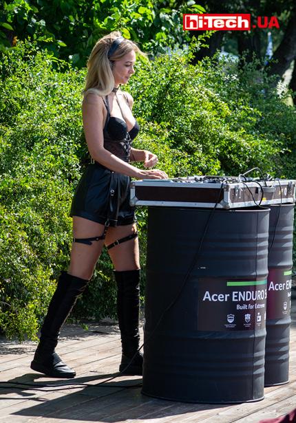Ноутбуки Acer, презентация в Украине