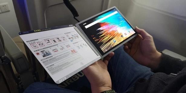 Airbus OLEd digital magazine
