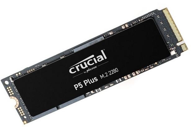 Crucial P5 Plus