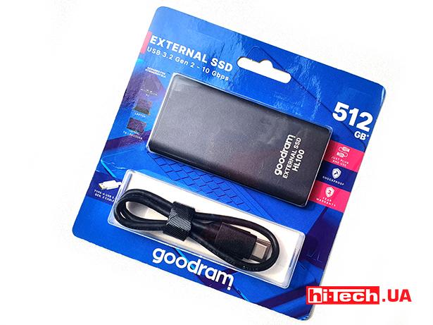 Goodram HL100 512 GB