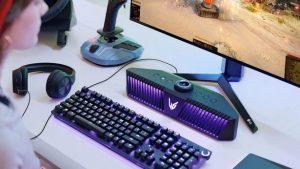 Представлен саундбар для геймеров  LG UltraGear GP9