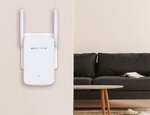 В Украине начали продавать усилитель Wi-Fi Mercusys ME30 и адаптер MU6H